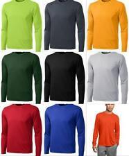 Austins Best Performance Fishing Gym Tee Tshirt Long Sleeve Polyester Dri-fit 3xl DK Green
