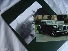 """Jaguar """"60 Jahre Jaguar Automobile 1935-95"""" Pressemappe /Press-kit, 8.1995, D"""