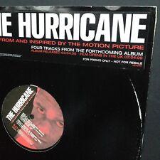 "THE HURRICANE Soundtrack Hip-Hop [12"" Sampler Promo] K-Ci Jazzyfatnastees JoJo"