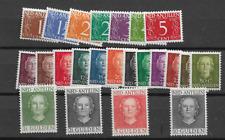 1950 MNH Nederlandse Antillen, year complete