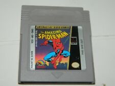 Amazing Spider-Man (Nintendo Game Boy) GB