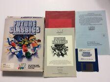 Comodore Amiga Future Classics Collection Live Studios Game