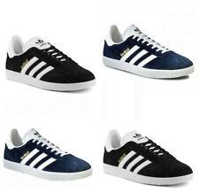 Adidas Para Hombre Originals Gazelle Entrenadores Zapatos Tenis Informales Talla UK 8.5 UK 9.5
