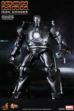 1:6 HOT TOYS IRON MONGER IRON MAN MMS164 JEFF BRIDGES BRAND NEW MISB SIDESHOW