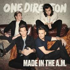 "Made In The A.M. von One Direction (2015)  NEU & OVP incl. ""History"", ""Perfect"""
