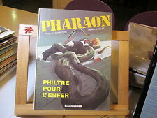 PHARAON  EO1981 PHILTRE POUR L'ENFER BE/TBE DUCHATEAU HULET
