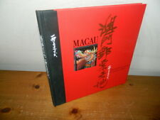 MACAU SOUVENIR BOOK WITH UNMOUNTED MINT STAMPS 1982 - 1988