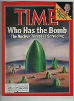 Time Magazine Nuclear Threat Is Spreading June 3, 1985 060920nonr