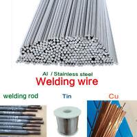 1.6//2.0mm Aluminium Welding Brazing Soldering Rods Repair Low Temperature Wire Q