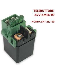RELE' TELERUTTORE AVVIAMENTO STARTER HONDA SH 125/150 2001/2009