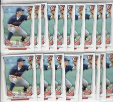 (10) 2014 Bowman Draft MICHAEL CHAVIS Rookie Card LOT DP22 Red Sox QTY Available