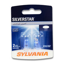 Sylvania SilverStar Courtesy Light Bulb for Cadillac Escalade Allante 60 ja