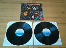 MSG One Night At Budokan 1981 UK 2LP CTY1375 Classic Hard Rock Heavy Metal