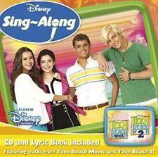 Album Children's Import Sing-along Music CDs