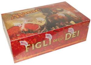 MAGIC THE GATHERING: BOX FIGLI DEGLI DEI - BORN OF THE GODS -  IN ITALIANO