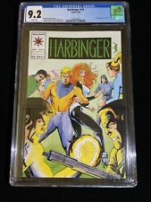 1993 HARBINGER #16, CGC 9.2 White Pages, 4/93, 1st Appearance of Screen, 6002