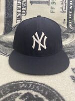 New York Yankees MLB Baseball Cap 59FIFTY New Era Fitted Hat 7 1/2