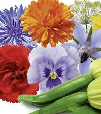 Blumen Essbare Bumen Mischung einjährig für Balkon Samen