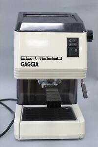 Gaggia Vintage Espresso Machine