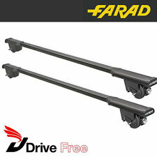BARRE PORTATUTTO P/PACCHI FARAD IRON+KIT PER FORD KUGA 5P (08-13)