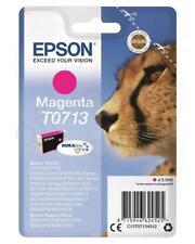 Epson T0713 magenta Gepard SX100 SX105 SX110 SX200 SX205 SX400 SX410 OVP 10/2018
