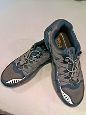 *KEEN* Versatrail 1014596 Blue Athletic Hiking Trail Sneakers Shoes Womens Sz 10