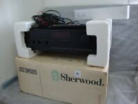 Vintage Sherwood Stereo Receiver Model RX-4010R