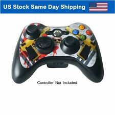 Vinyl Decal Cover Skin Sticker for Xbox 360 Controller Decal Gampad Ghost Acces