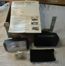 Vintage Saab 900 Turbo Fog Light Kit 1984 and Later
