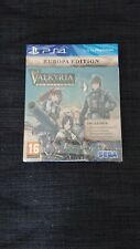 Valkyrie Chronicles Remastered Europa Edition ps4 new sealed