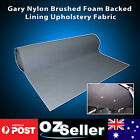 Roof Lining Upholstery Fabric Velour Car Auto Caravan Boat 1.51M - Sold by Meter