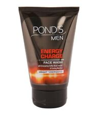 POND'S Men Energy Charge Face Wash - 50 Gram (Pack of 2)