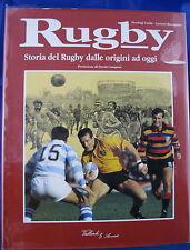 RUGBY - DALLE ORIGINI AD OGGI - CARTONATO - VALLARDI 1992 [N24]