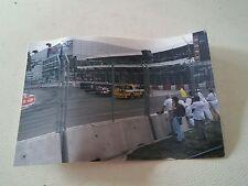 000 Real Color Photograph Houston Grand Prix Miller Lite Car Accident