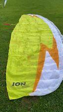 paraglider NOVA ION LIGHT  75~100kg / en B (low B) only 42 flying hours