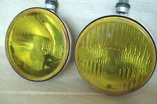 SIEM 6556 - 6557  JODOLUX VINTAGE-FOG-YELLOW -LAMP-LIGHT FOR FERRARI LAMBORGHINI