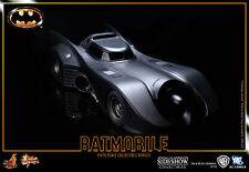 HOT TOYS BATMOBILE 1989 MOVIE 1/6 SCALE VEHICLE COLLECTIBLE Limited Edition