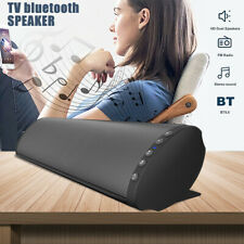 TV Home Theater Soundbar Sound Bar Speaker Stereo Subwoofer RCA TF Bluetooth 5.0