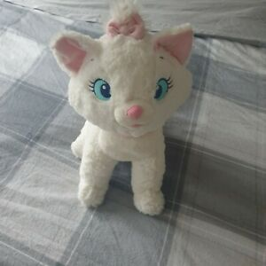 Disney Store Marie ~ The Aristocats Soft Plush Toy ~ Large 🌸Excellent Condition