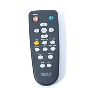 ACER Projector Remote Control RC-17DE0-453A  - Tested & Cleaned!