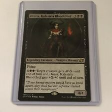 Magic the Gathering MTG Drana, Kalastria Bloodchief Rare Nr Mint