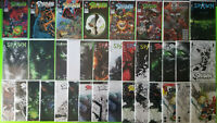 Spawn 1992-2019 #1-299 First Print #224 - Mattina Variants + Road to #300