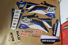 FX TEAM 22 RACING GRAPHICS YAMAHA YZ250F YZ450F  YZF250 YZF450 2008  2009