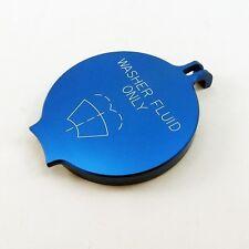 04-10 Billet Washer Fluid Cap Technology Blue Fit Charger 300 JEEP Ram Dakota