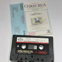 CHRIS REA NEW LIGHT THROUGH THOMSUN IMPORT CASSETTE TAPE ALBUM SAUDI 80S POP