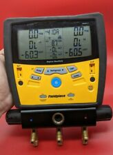 Fieldpiece Sman340 Three Port Digital Manifold Tested Cleaned Amp Great Cond