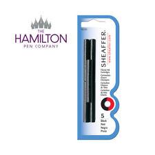 Sheaffer 6 Classic Cartridge for Fountain Pens 5 Jet Black Ink Cartridge REDPACK
