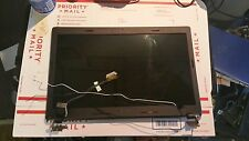 ASUS X54H-BD1BH lcd ASSEMBLY FRONT BACK BEZEL W/HINGES CABLES