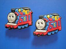 Shoe Charms Fit Jibbitz WristBand Compatible W/ Croc Clog Holes Thomas The Train