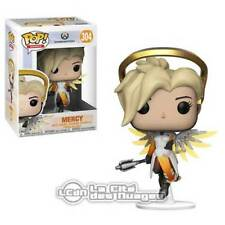 Overwatch POP! Games Mercy Vinyl Figure 10cm n°304 FUNKO